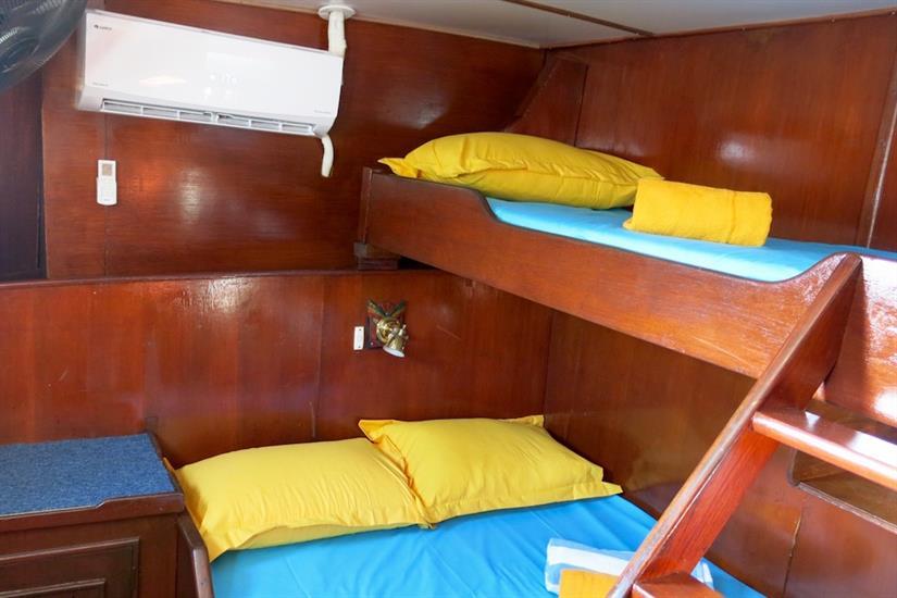 Cabin B - MV Empress II
