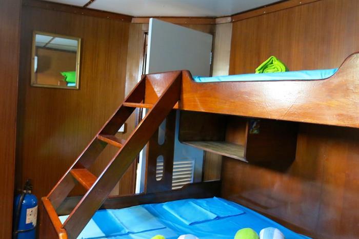 Cabin C - MV Empress II