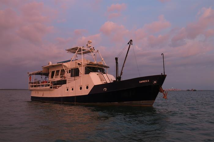 MV Empress II Indonesia