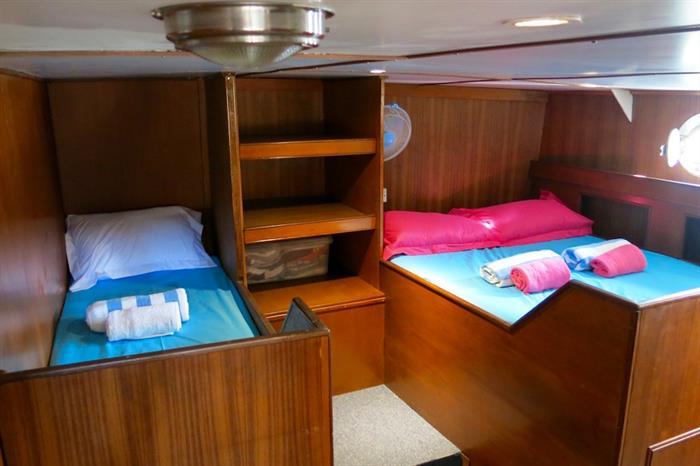 Cabin D - MV Empress II