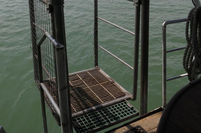 Dive Lift - MV Empress II Indonesia