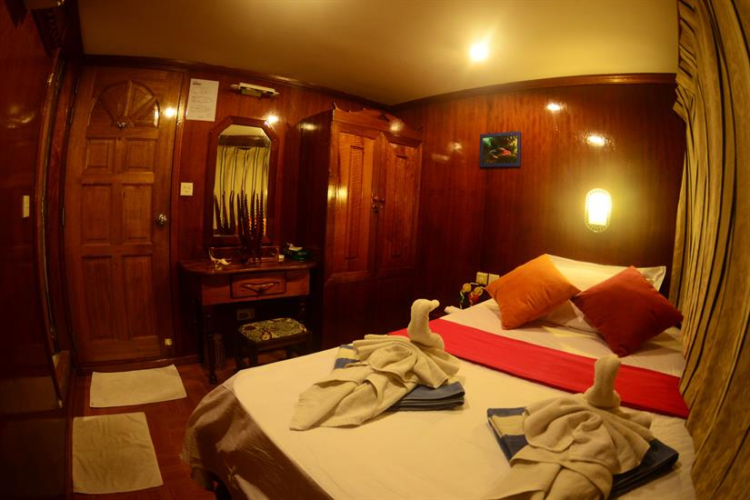 Double room - Sharifa Liveaboard