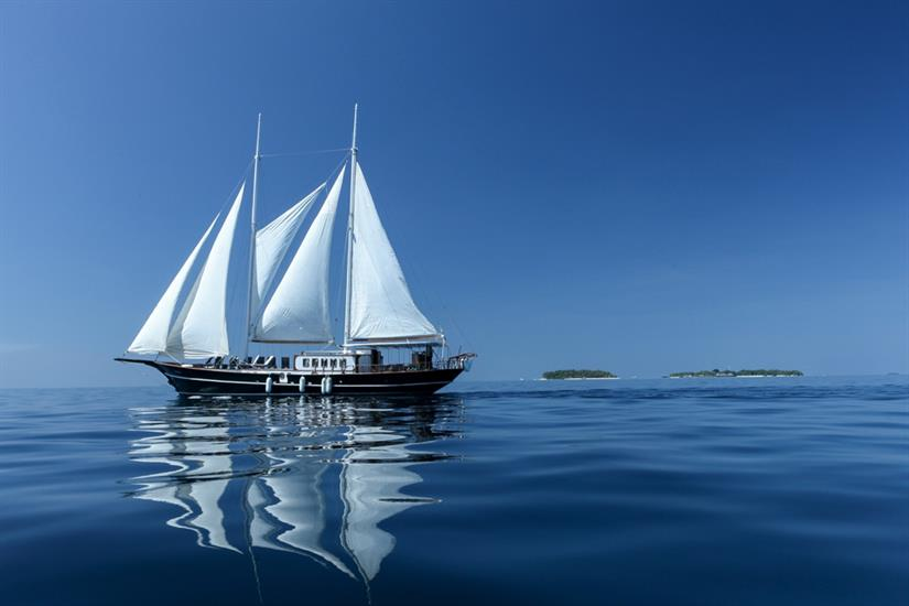 Stunning sailing yacht Dream Voyager