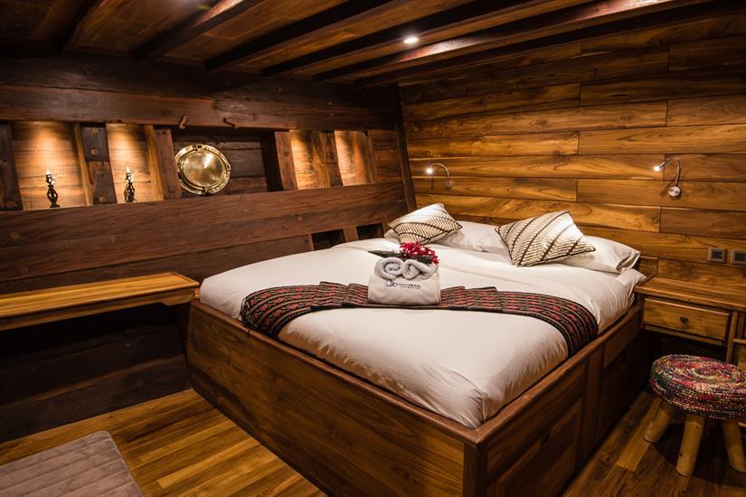 MV Samambaia - Double Cabin