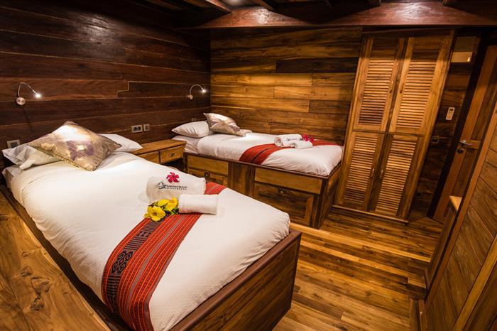 MV Samambaia - Twin Cabin