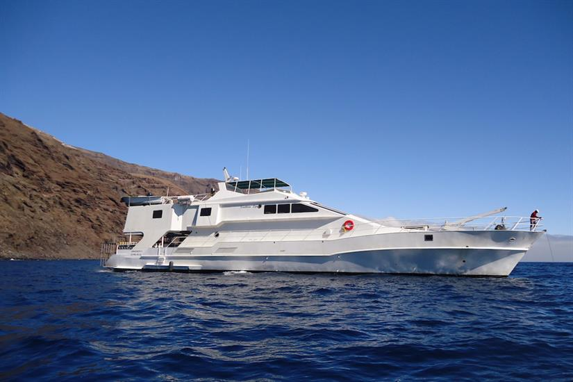 Southern Sport Liveaboard Mexico