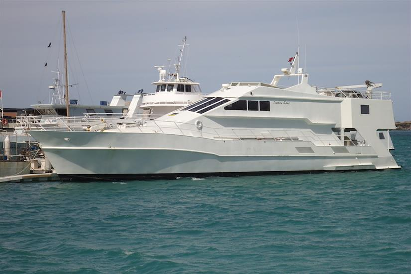 Southern Sport Dive Liveaboard Mexico