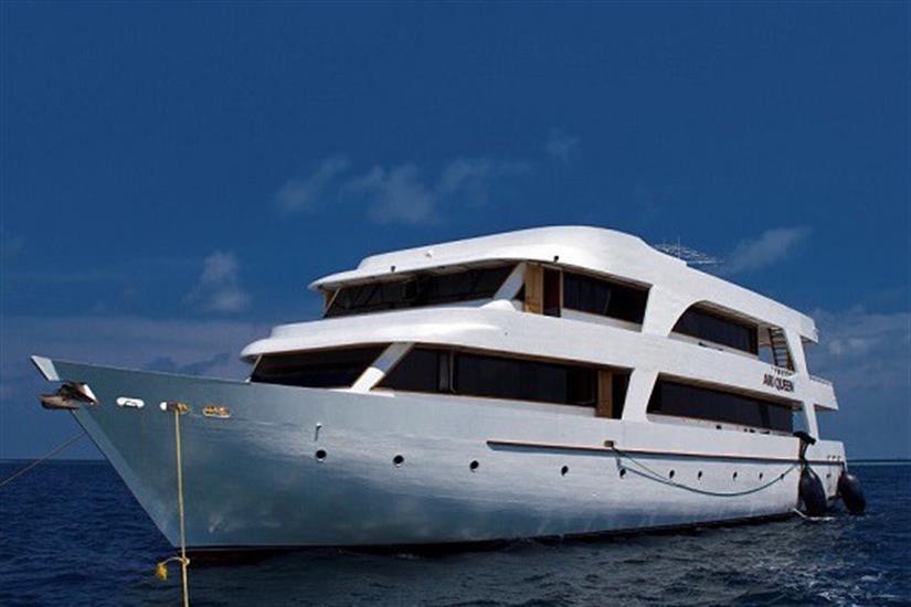 MV Ari Queen Maldives