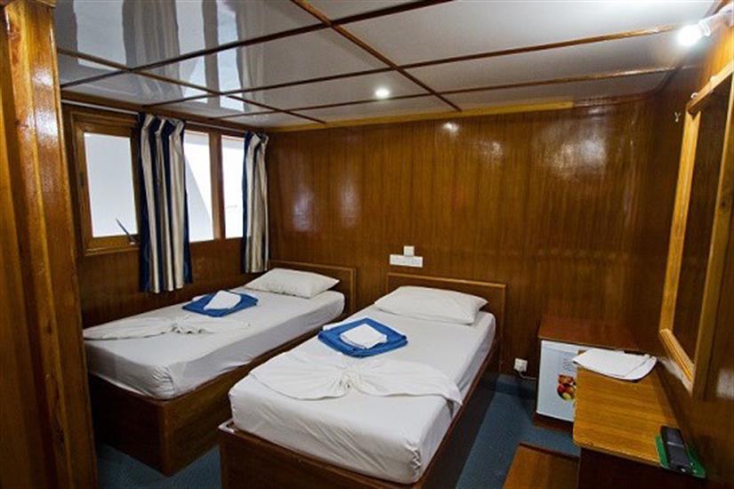 Upper deck Suite - MV Ari Queen