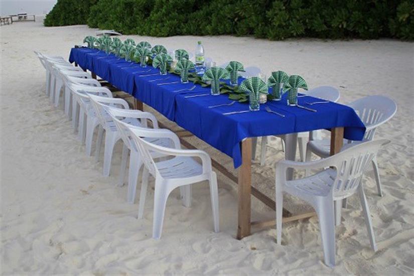 Beach BBQ - MV Ari Queen Maldives