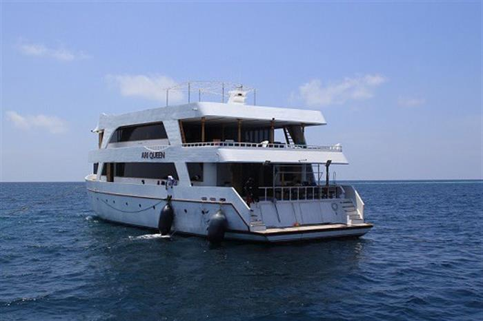 MV Ari Queen Maldives