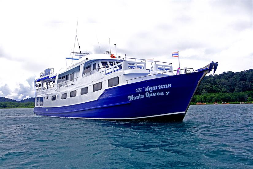 Manta Queen 7 Thailand