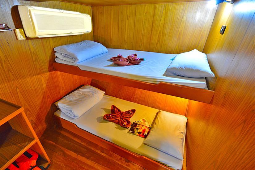 Twin Cabin - Manta Queen 2