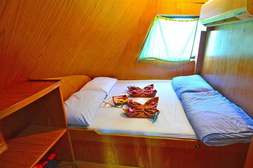 Double Cabin - Manta Queen 2