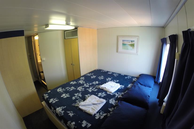 King cabin (cabins 5-8)