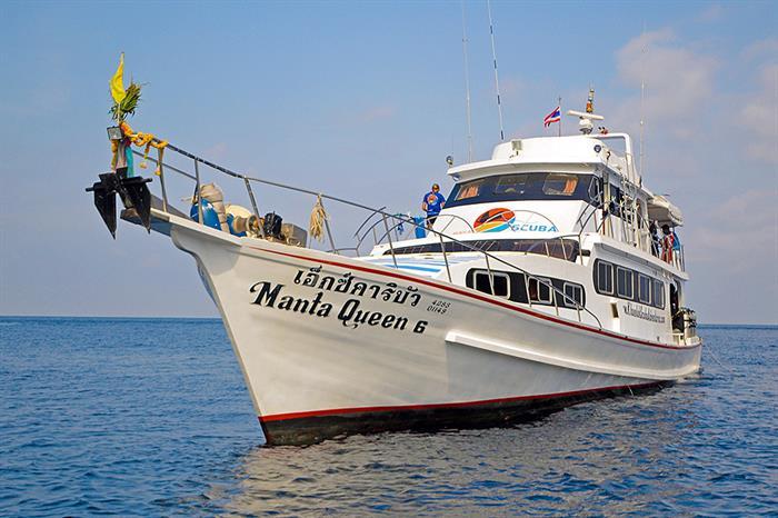 Manta Queen 6 Thailand