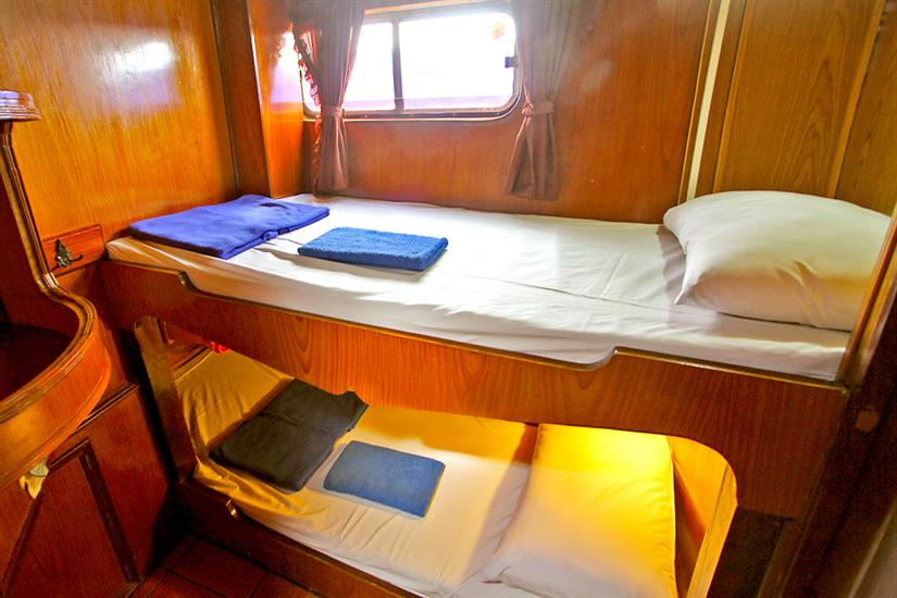 Twin Cabin - Manta Queen 6