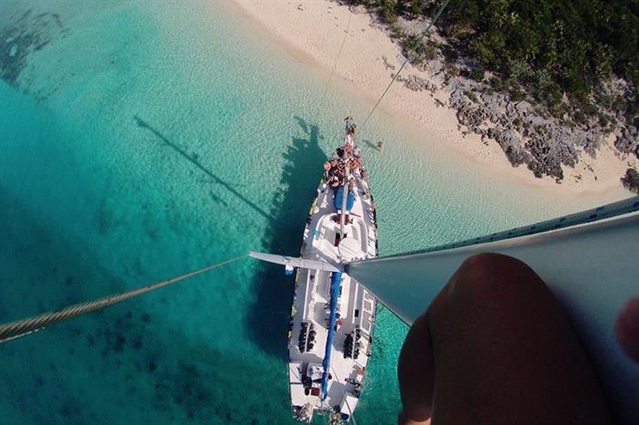 Sea Explorer Liveaboard Bahamas