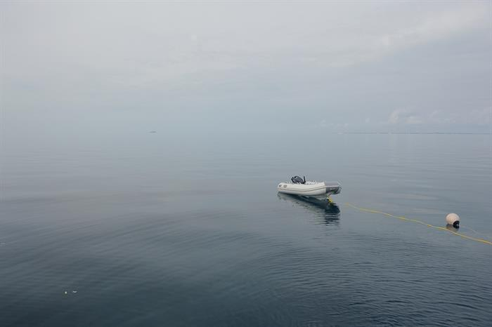 Calm Bahamas Waters