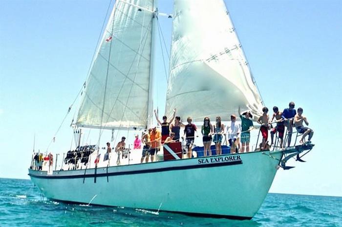 Blackbeards Sea Explorer Liveaboard Bahamas