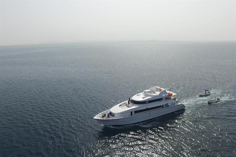 Luxury at sea - MY Lucy