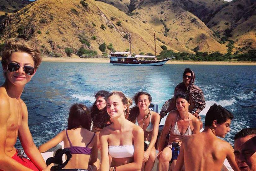 Family cruise on Kira Kira Liveaboard