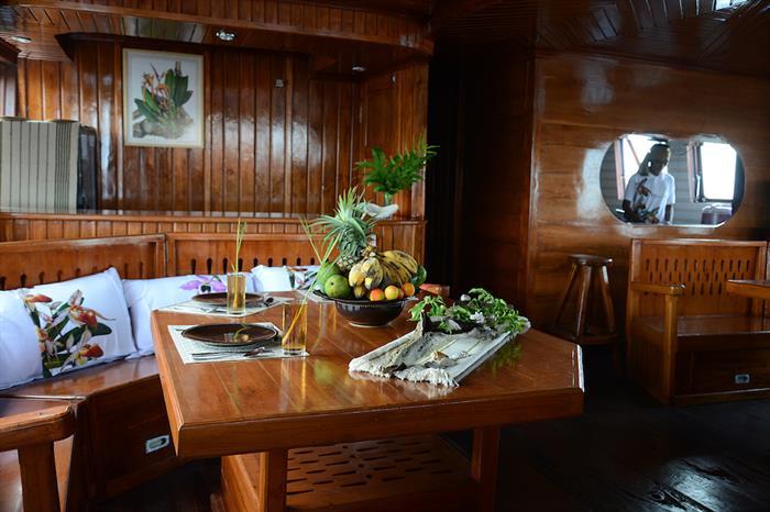 Dining Area - Lady Denok