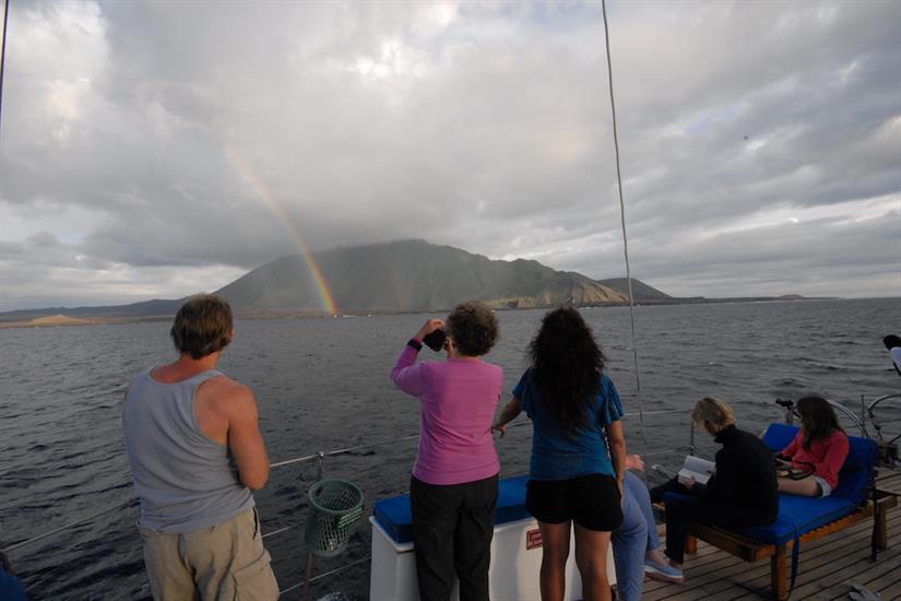 Exploring the Galapagos Islands