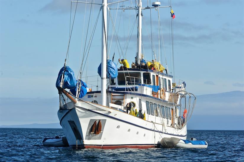 Cachalote Yacht Galapagos