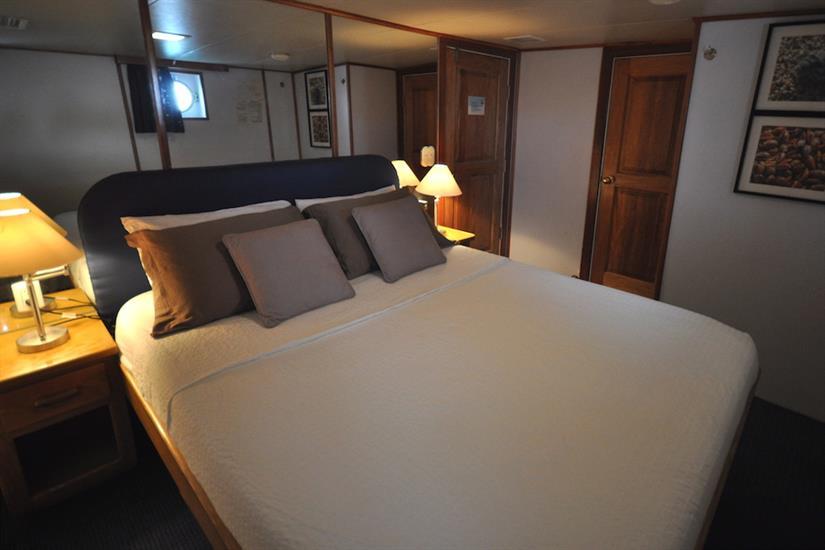 Double Cabin 5 - Beluga Galapagos
