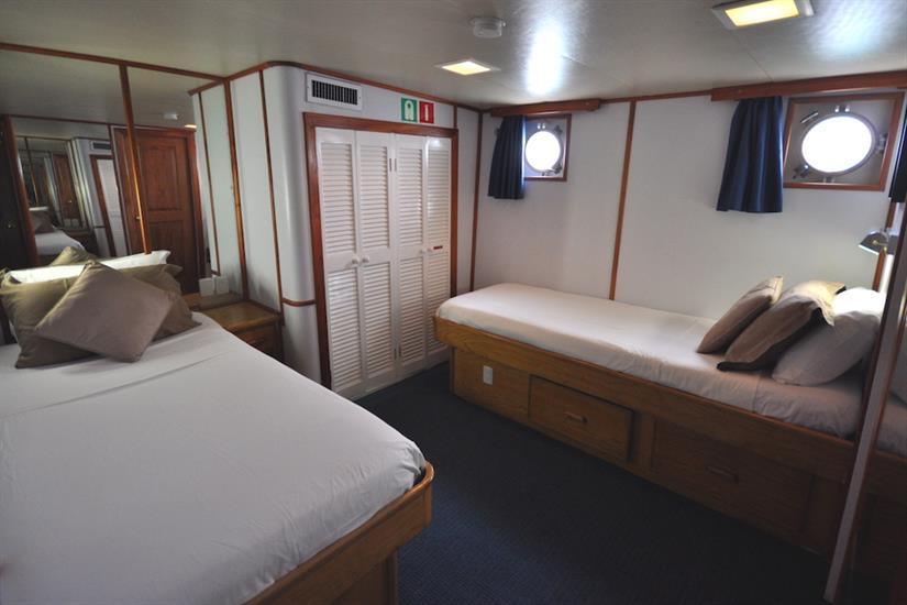 Twin Cabin 2 - Beluga Galapagos