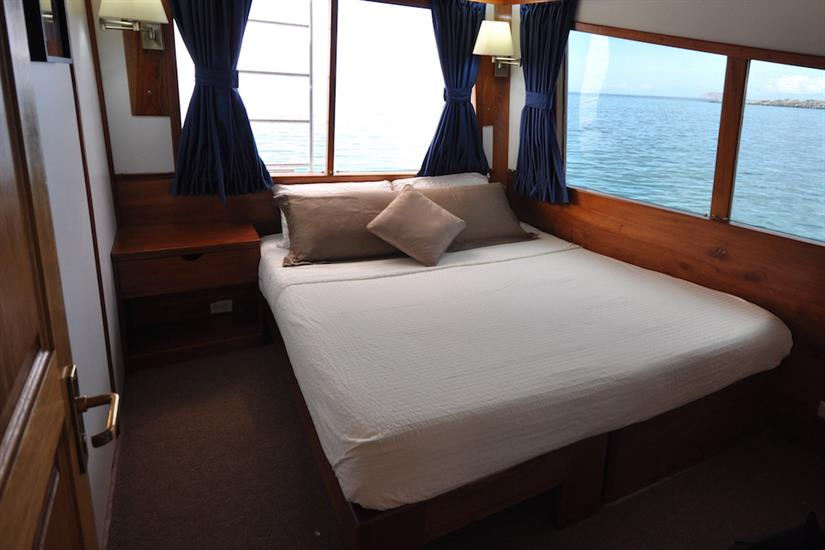 Double Cabin 7 - Beluga Galapagos