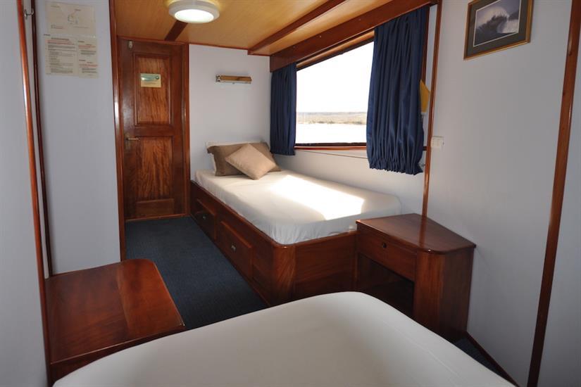 Twin Cabin 8 - Beluga Galapagos