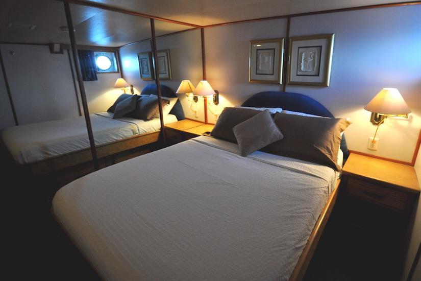Double cabin 3 - Beluga Galapagos