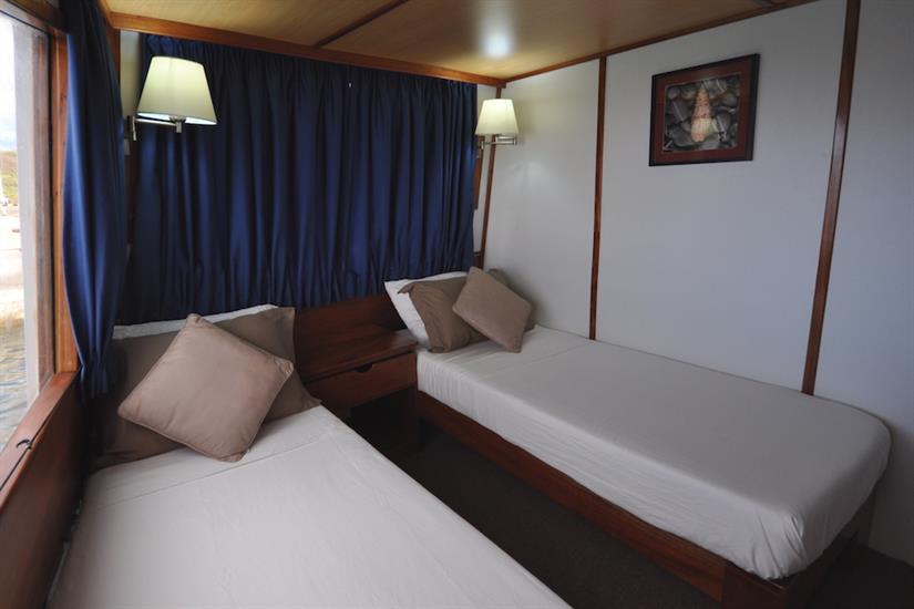 Twin Cabin 6 - Beluga Galapagos