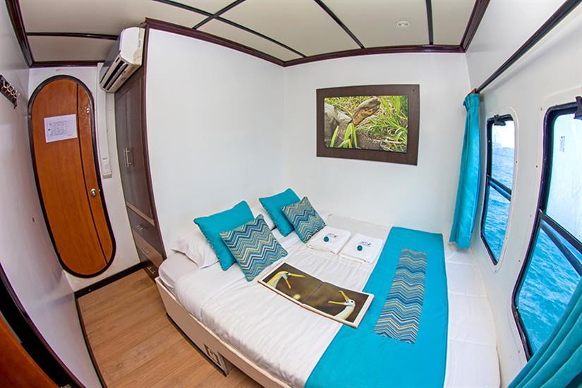 Matrimonial cabin - Archipell I Galapagos