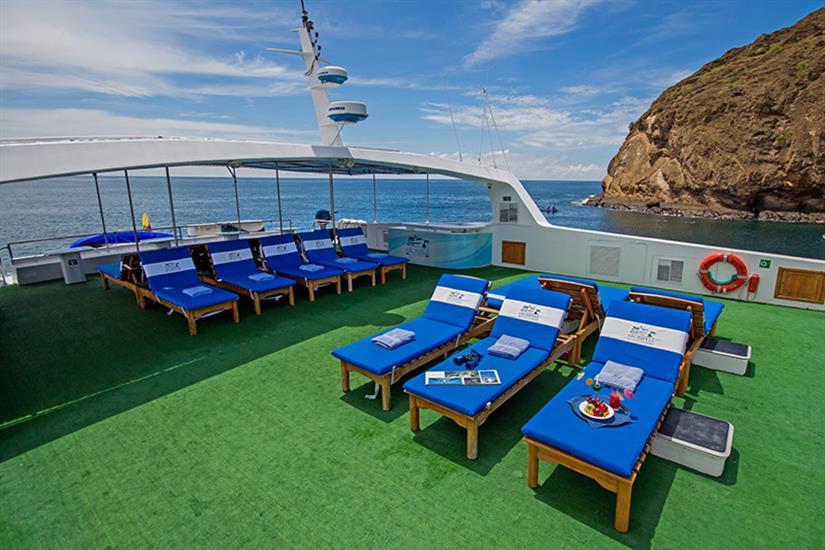 Sun Deck - Archipell I Galapagos