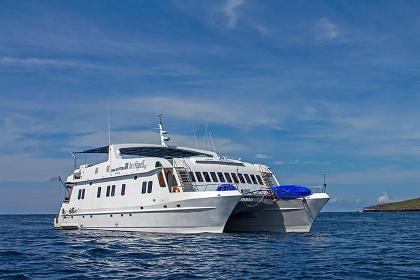 Archipell I Catamaran Galapagos