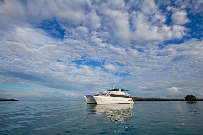 Archipell II Catamaran Galapagos