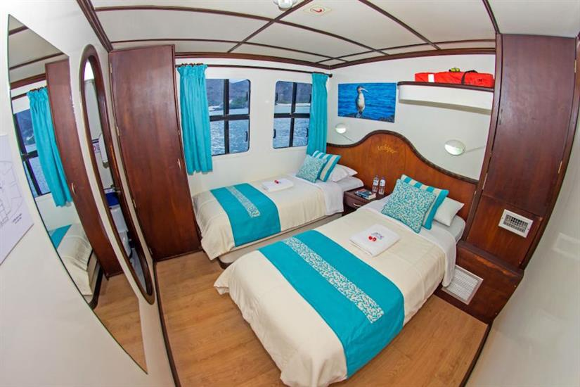 Twin cabin - Archipell II Galapagos