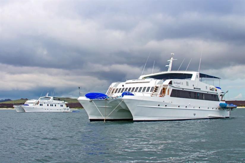 Archipell I & II Catamarans Galapagos