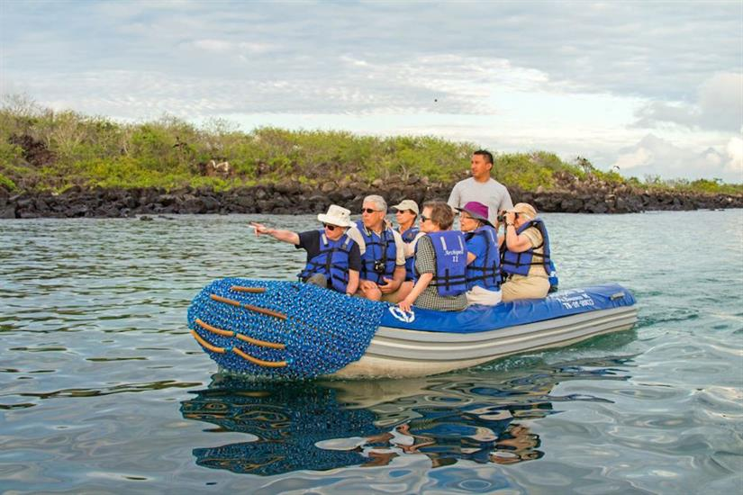 Panga rides - Archipell II Galapagos