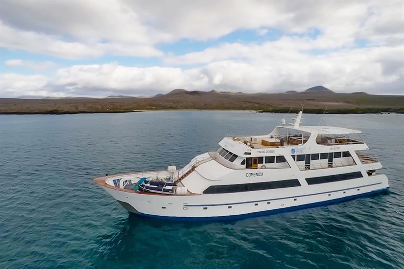 Galapagos Sea Star Journey
