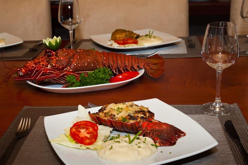 Fresh Lobster - Galapagos Seaman Journey