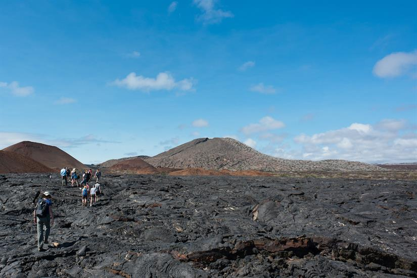 Explore the Galapagos with Seaman Journey