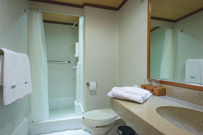En-Suite Bathrooms - Galapagos Seaman Journey