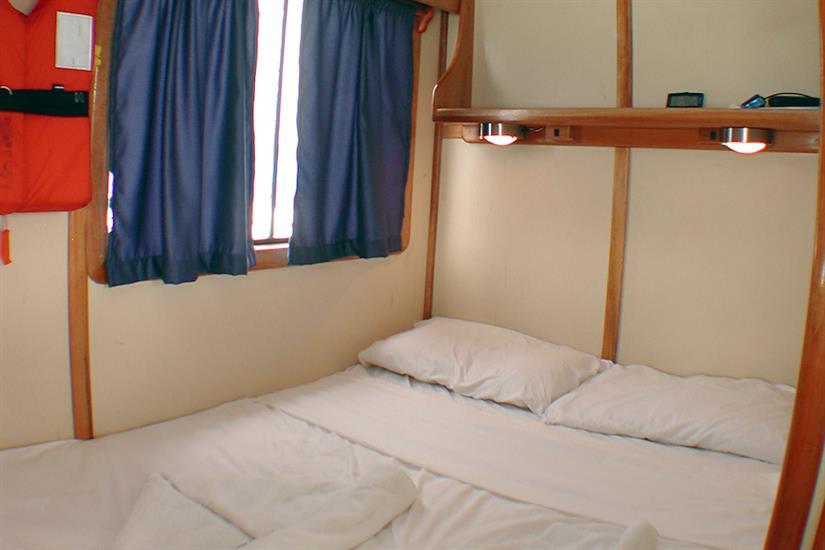 Double Cabin - Samba Galapagos
