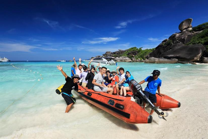 MV Hallelujah Thailand