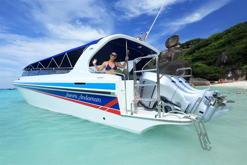 Dive Tender - MV Hallelujah Thailand