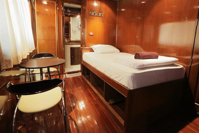 VIP Cabin - MV Hallelujah Thailand